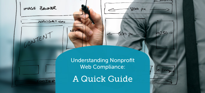 Understanding Nonprofit Web Compliance: A Quick Guide