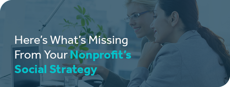 Explore this guide to discover what's missing from your social fundraising strategy.