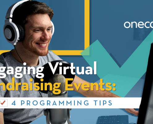 Your virtual fundraising event's program and schedule will play an active role in its success.